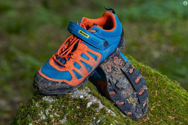 Mavic's Crossride Elites are solid if unremarkable trail shoes
