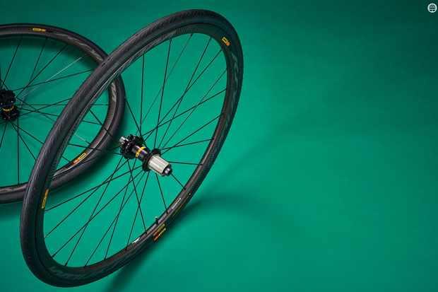 e83ce9ac75b Mavic Ksyrium Pro Carbon SL C Disc WCS wheelset review - BikeRadar