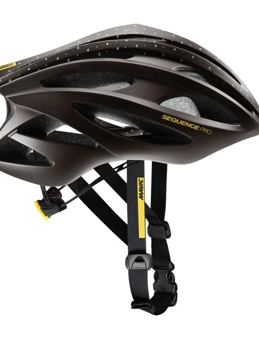 Mavic's Sequence Pro helmet