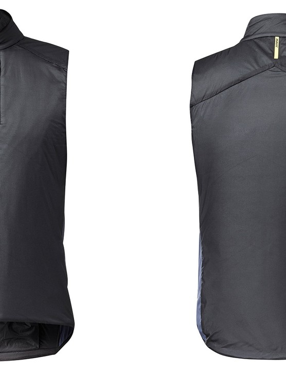 The Cosmic Ultimate Insulated SL vest weighs a claimed 80g