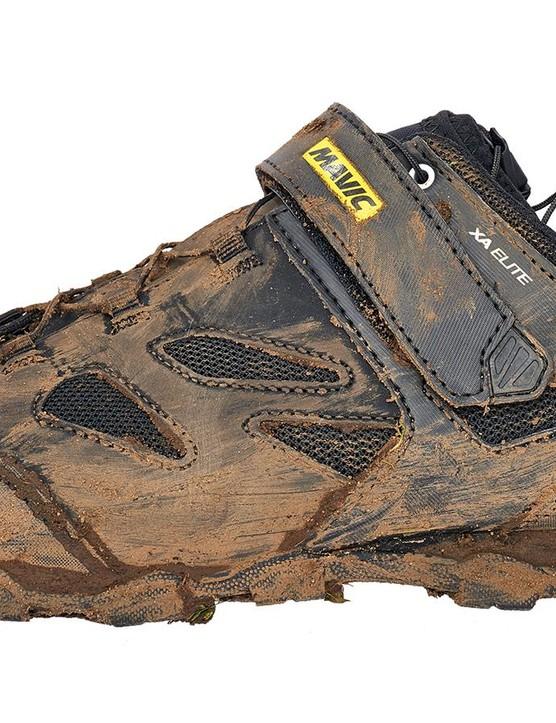 Mavic's XA Elite adventure shoe