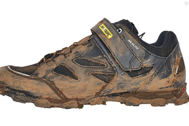 Mavic's XA Elite adventure shoe