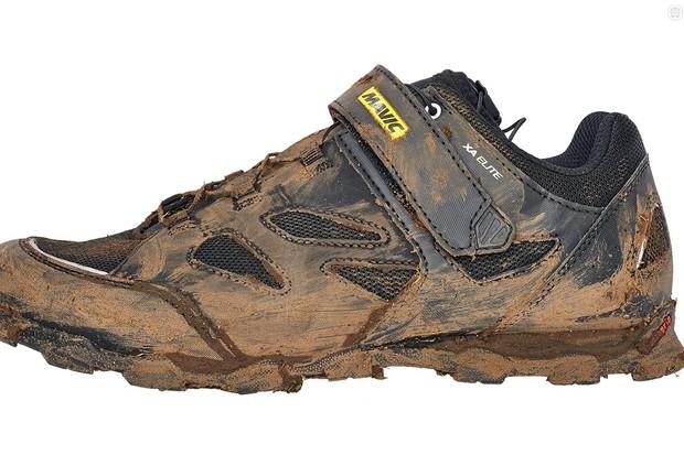 b8ca80d3 Mavic's XA Elite adventure shoe. Mountain Bike Shoes