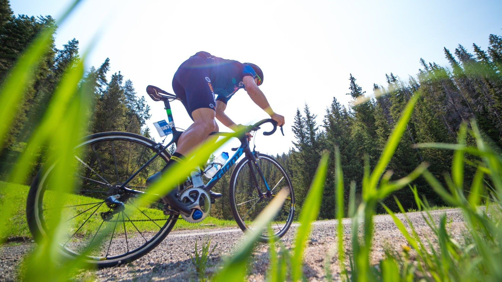 Two critical things for Mavic Haute Route Rockies: low gearing and quality tires