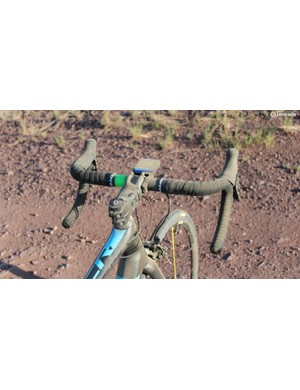 I've raced the TCR Advanced in Colorado masters events and I appreciate the laterally stiff front end. Still, the bike was comfortable for long days on dirt