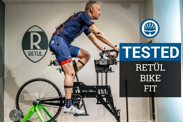 Did full bike fit from Specialized and Retul make a difference to Rob's comfort on his bike