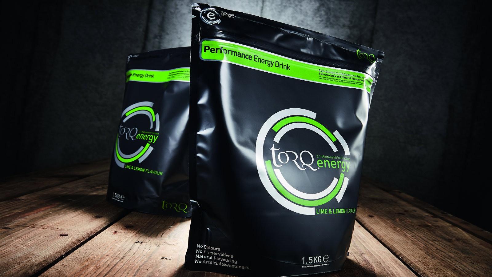 Torq energy drink pack