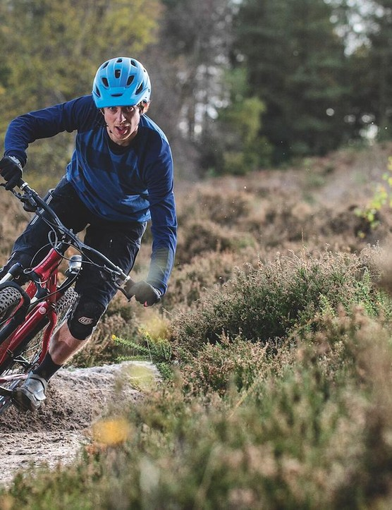 RockShox's XC 30 has its limits but it's smooth and more reliable for the price