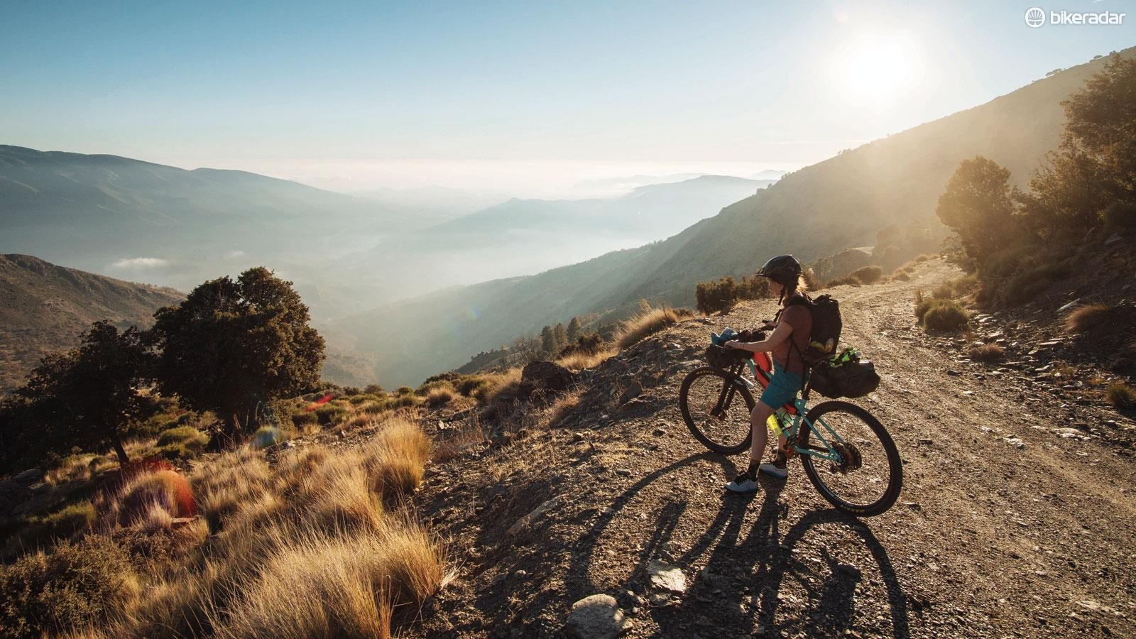 The epic Sierra Nevada mountains bring some serious sights