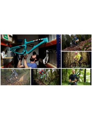 Mountain Biking UK's 2016 long-term test fleet is here