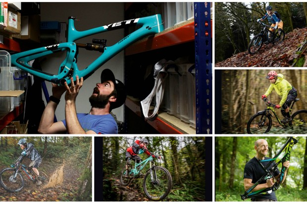 Mountain Biking UK's 2016 long-term test fleet is here