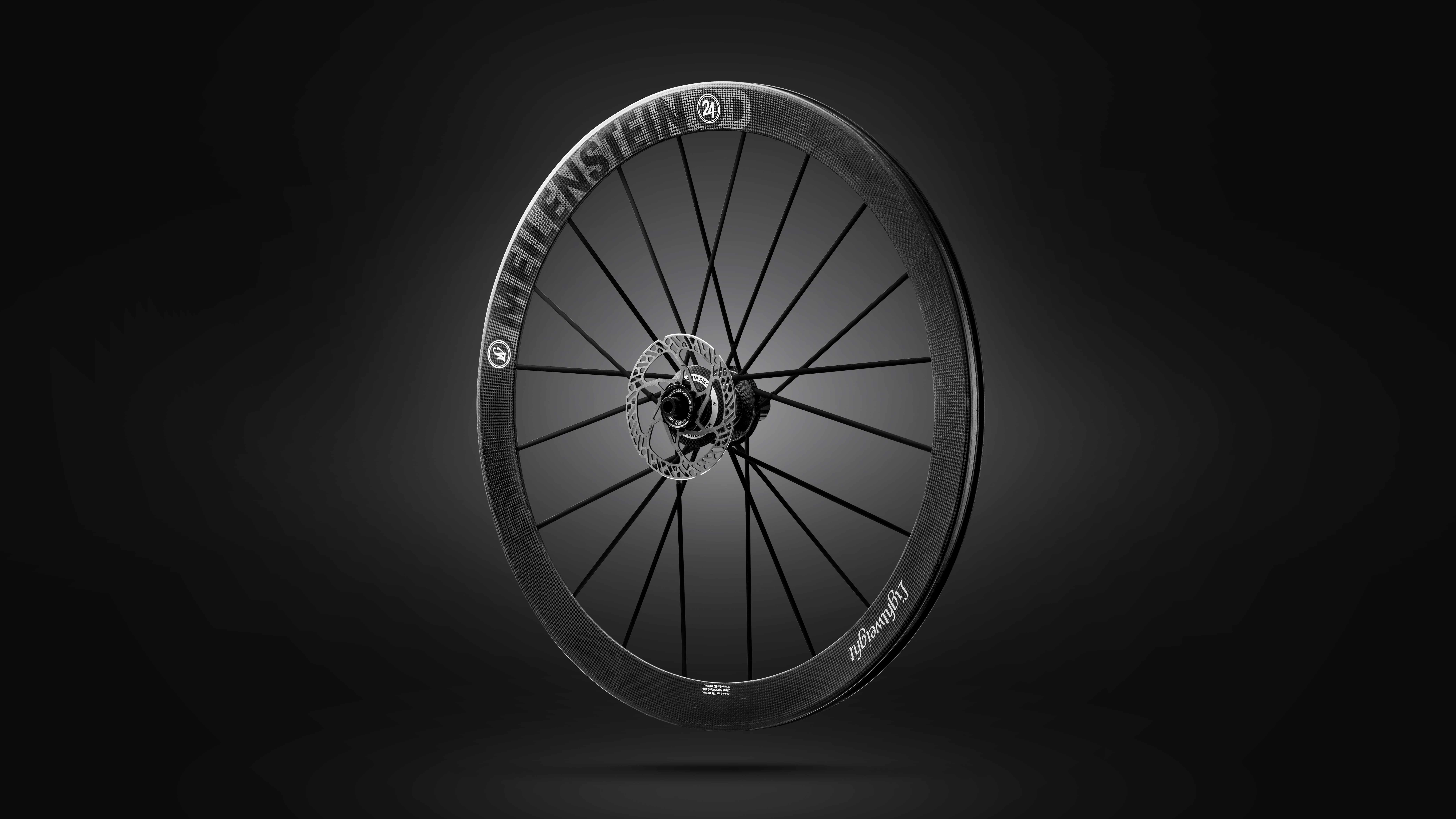Lightweight just sent us through details of these impressively light mid-depth wheels
