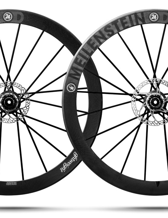 As is always the case with Lightweight, the wheels are rather expensive