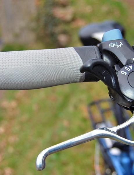 Shifter and ergo grip
