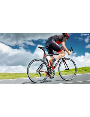 Strength training in the gym will improve your performance on the bike