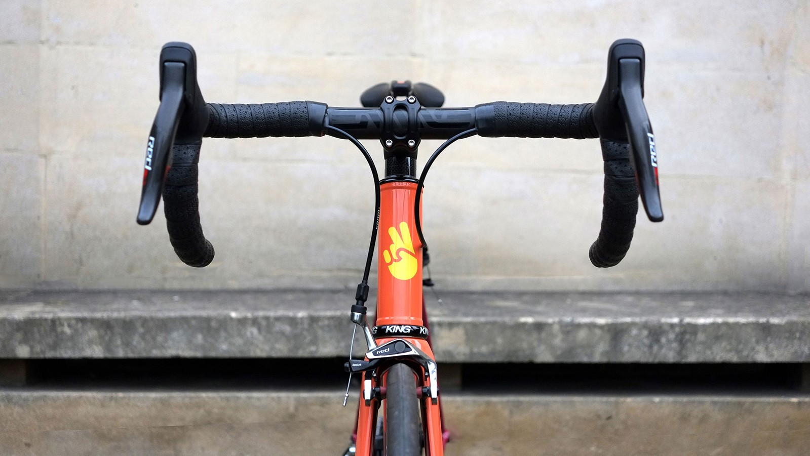 Mercredi Bikes won the builder's competition at Grinduro UK last year