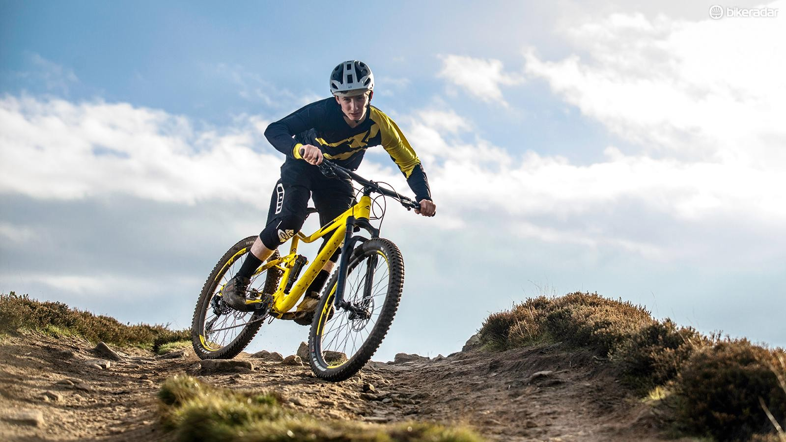 The One-Forty proves its value where it matters most — on the rowdiest gravity-assisted or self-propelled trails you can find
