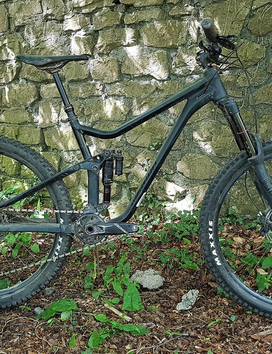 Merida's One-Sixty range has been generally well received, thanks to its downhill performance