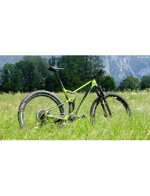 Merida has relaunched its One-Twenty trail bike 2019