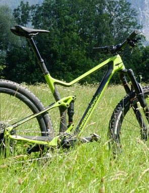 Merida has relaunched its One-Twenty trail bike 2019