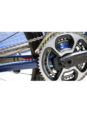 Visconti opts for 53-39 chainrings