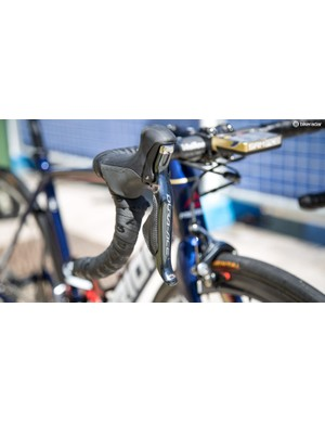 Shimano Dura-Ace Di2 brake / shift levers