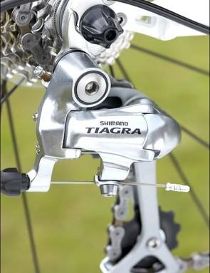 Tiagra standard kit for the price