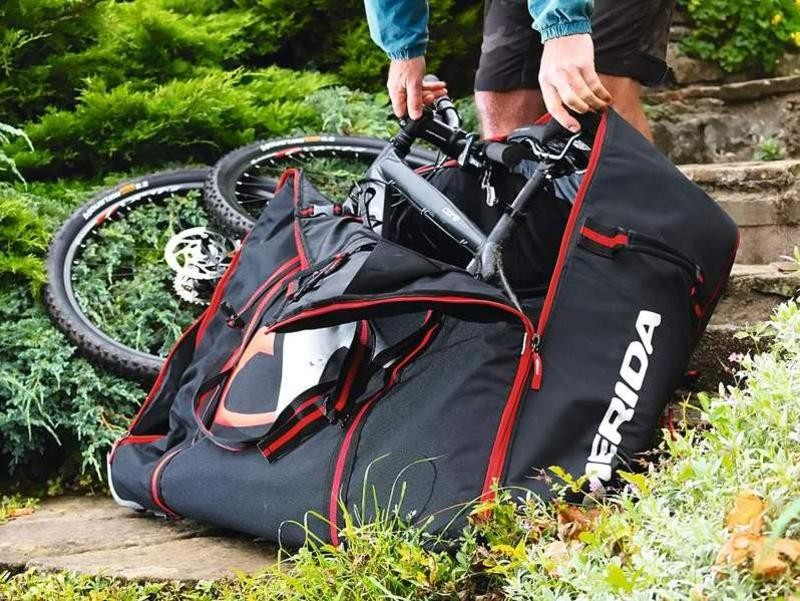 A trusty bike bag from Merida