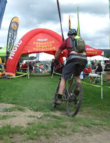 Builth Wells Merida Bikes Mountain bike marathon