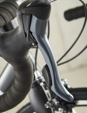 The levers are quite bulky but they're simple to use — and effective