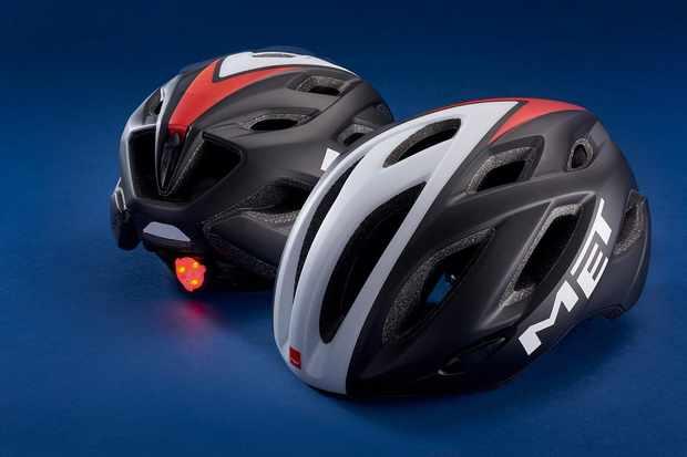 MET Idolo road bike helmet