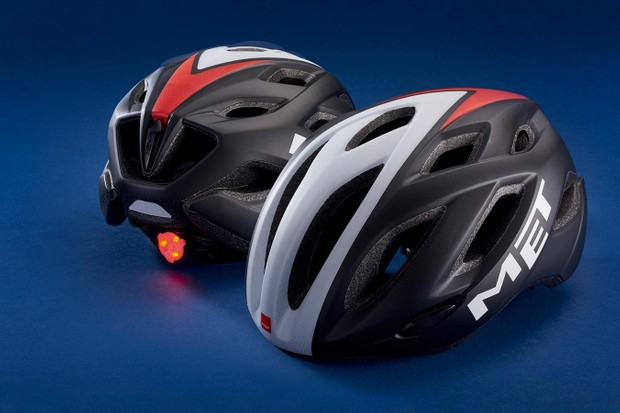 MET Idolo road bike helmet