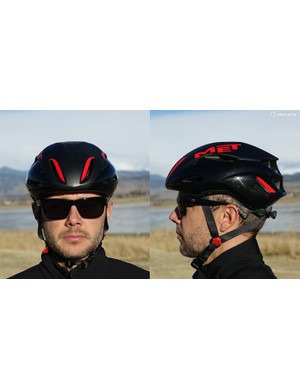 The Met Manta combines good looks, light weight and aerodynamic performance