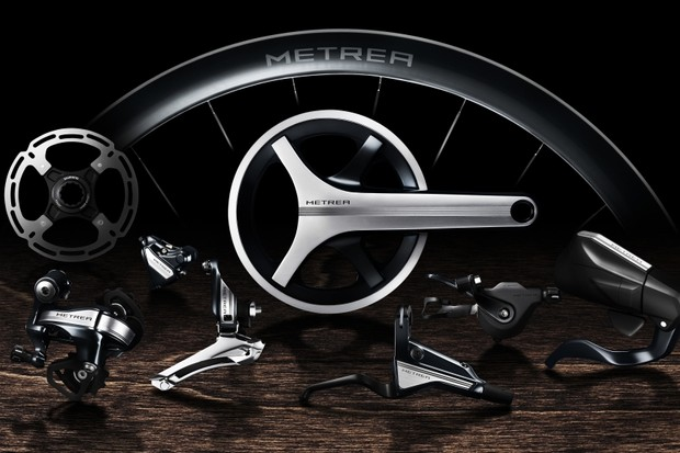 Shimano Metrea: a dedicated groupset for urban cyclists