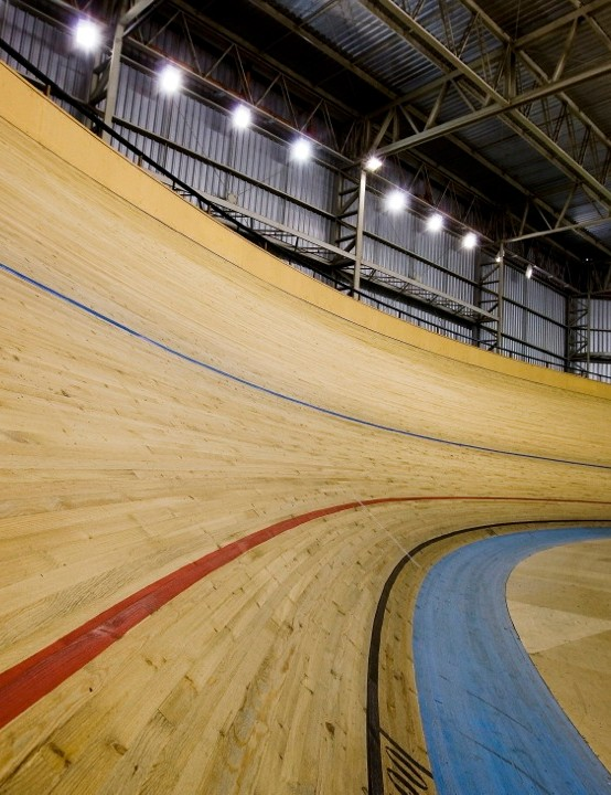 The track events will be held at the Rio Olympic Velodrome