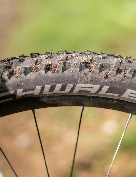 Schwalbe tyres roll fast