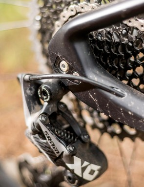 An Eagle groupset is always good to see