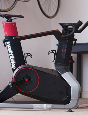 The Wattbike is the best known static trainer