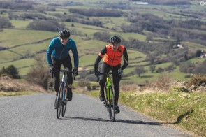 Strava has also found that you'll ride more if you ride with others or join a club