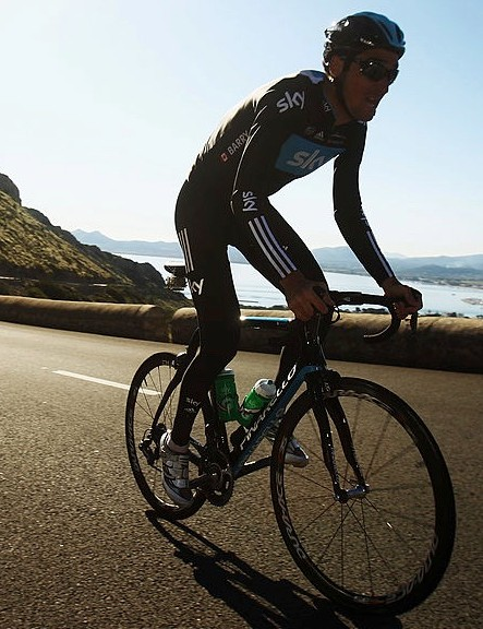 The start of the year is a time when many cyclists are setting training goals