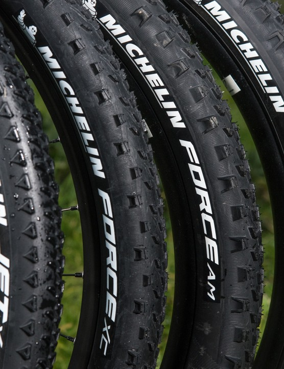 Here's your chance to ride the new XC and AM tires