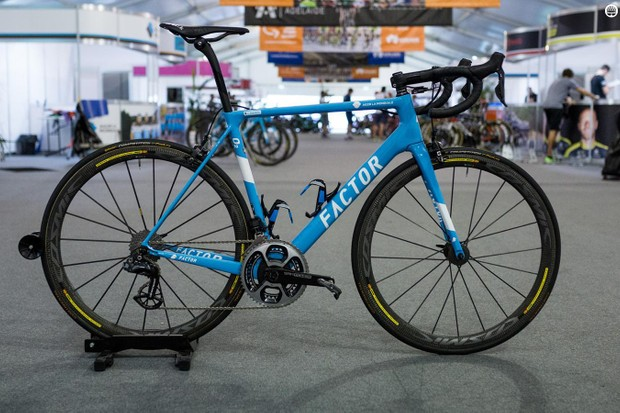 AG2R La Mondiale and Factor Bikes are ending their relationship in the WorldTour