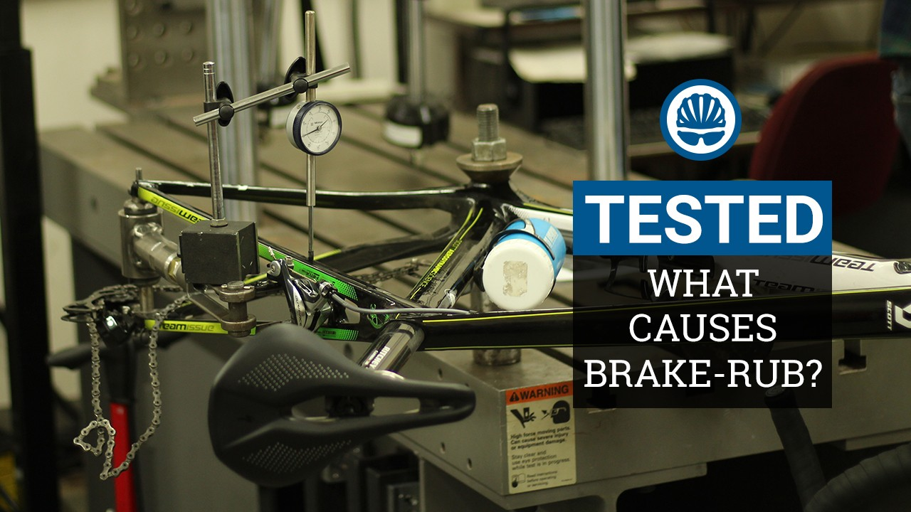 What causes brake rub? Let's find out