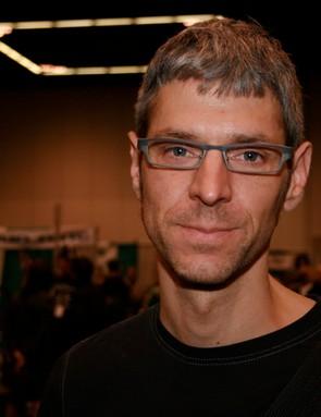 Dekerf's new partner, Michael Golinski.
