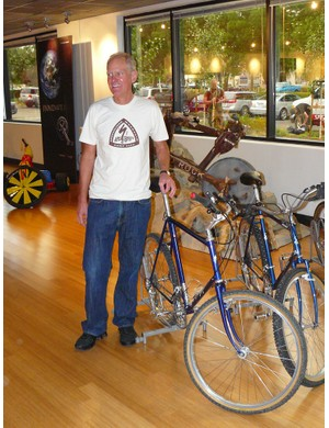 Specialized founder and president Mike Sinyard.