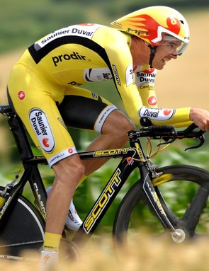 David Millar should shine in the time trials