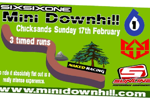 Have a go at downhill racing