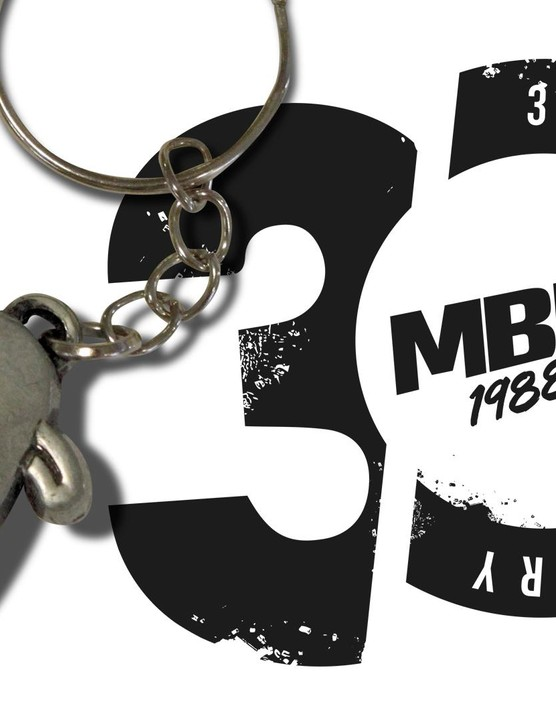 Special Mint Sauce keyring for every reader!