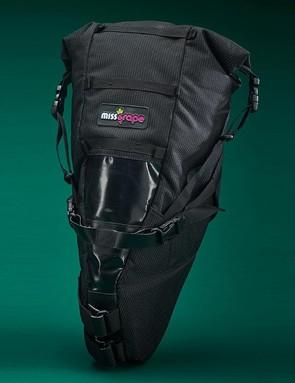 Miss Grape's Cluster 13 Saddle Bag