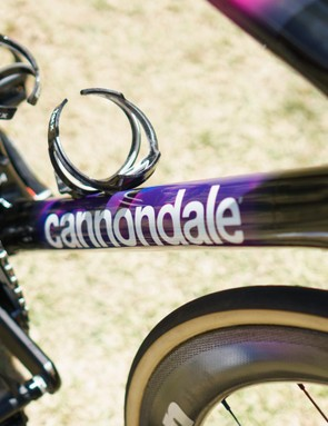 We welcome the return of Cannondale's classic Volvo-era font